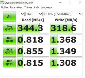 RAID0 usbc crystal 300x273 - Test du QNAP TR-002