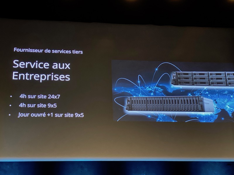 ReWare - Synology 2020 : DSM 7.0, Hybrid Share, Active Insight, Photos... et des nouveaux NAS