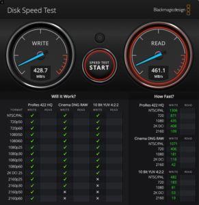 SSD 291x300 - Test du QNAP TR-002