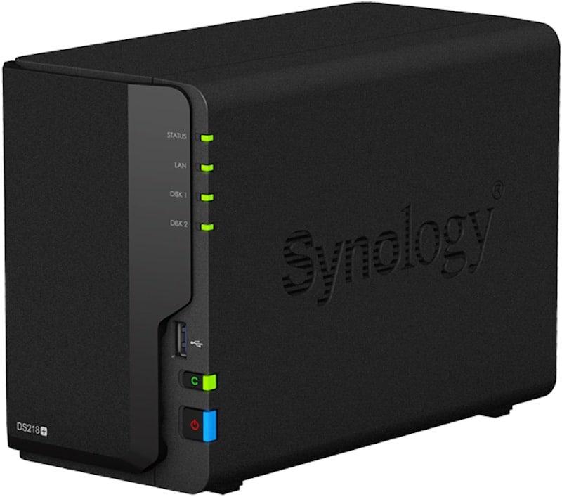 Synology ds218plus - World Backup Day 2020, faites une sauvegarde de vos données
