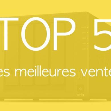 TOP 5 NAS 390x390 - NAS - TOP 5 des meilleures ventes