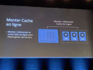 cache ssd 300x225 - Synology 2020 : DSM 7.0, Hybrid Share, Active Insight, Photos... et des nouveaux NAS