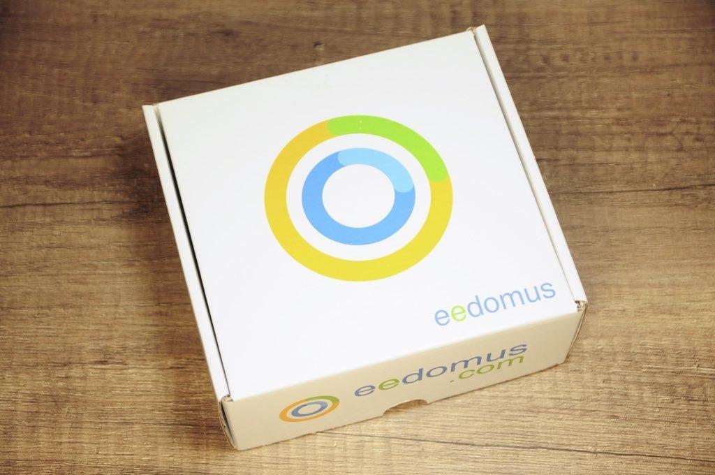 eedomus box 1 - Eedomus+ : La domotique pour les débutants mais pas que...