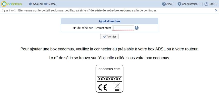 eedomus box 9 - Eedomus+ : La domotique pour les débutants mais pas que...