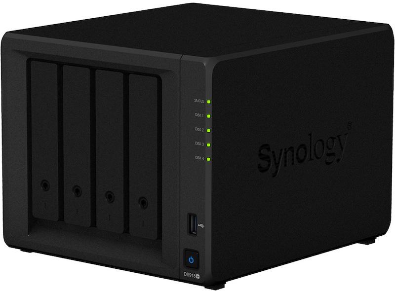 synology DS918plus - NAS - TOP 5 des meilleures ventes