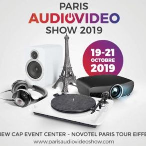 Paris AUDIOVIDEO SHOW 293x293 - Le Paris AUDIO VIDEO SHOW, c'est ce week-end...
