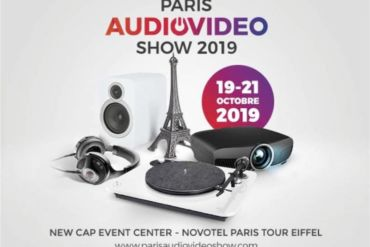 Paris AUDIOVIDEO SHOW 370x247 - Le Paris AUDIO VIDEO SHOW, c'est ce week-end...