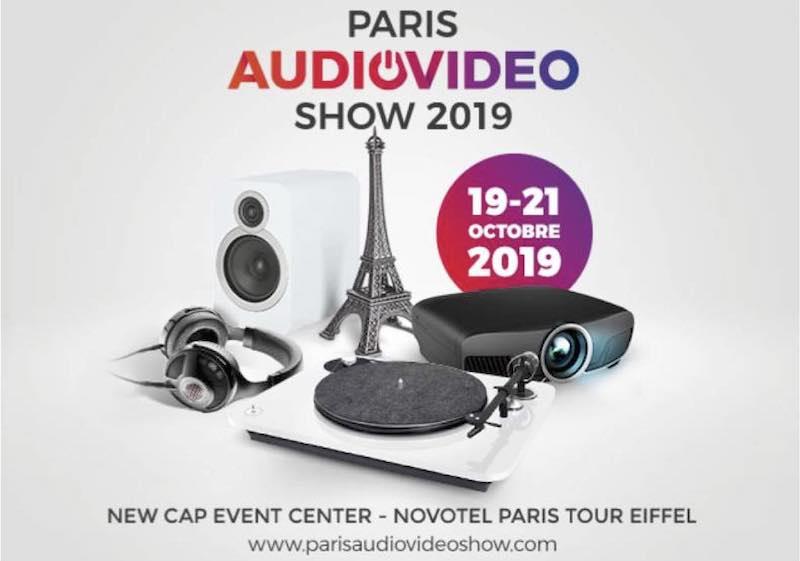Paris AUDIOVIDEO SHOW - Le Paris AUDIO VIDEO SHOW, c'est ce week-end...
