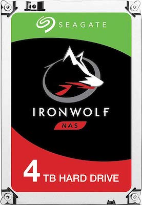 Ironwolf 4To