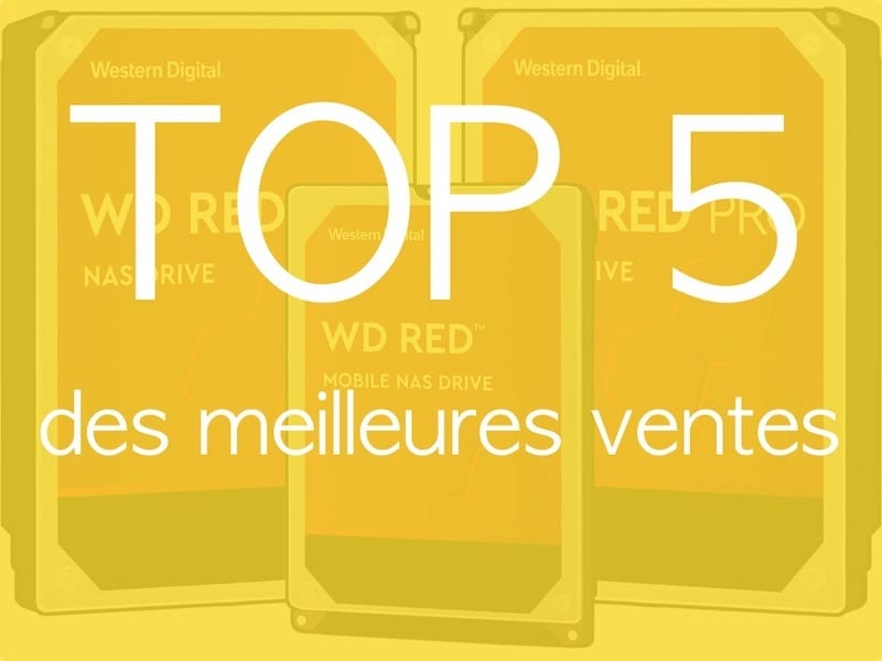 TOP 5 disque