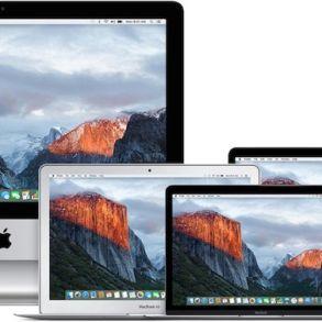 el capitan 293x293 - Comment télécharger une ancienne version de Mac OS X ou macOS ?
