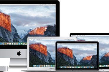 el capitan 370x247 - Comment télécharger une ancienne version de Mac OS X ou macOS ?