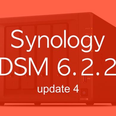 Synology DSM622u4 390x390 - Synology met à jour ses NAS vers DSM 6.2.2 update 4