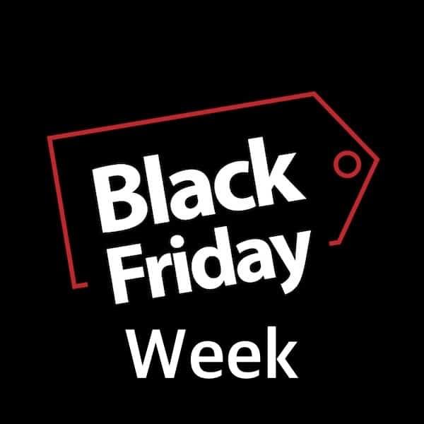 black friday week - Black Friday Week : et ça continue encore et encore...