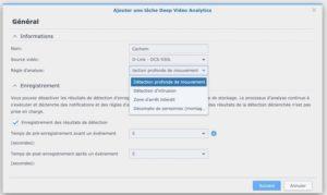 Deep Video analytics 300x179 - Synology DVA3219 : Prise en main du NVR dopé à l'IA