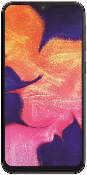 Samsung Galaxy A10 - Meilleurs smartphones 2019 / 2020: Nos recommandations pour tous les budgets (500€ max.)