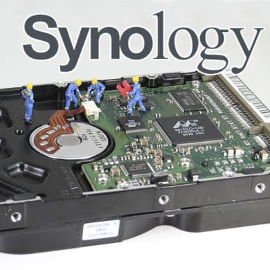 Synology ES hdd 19 390x390 - Synology : Remplacer un disque défectueux