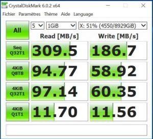 apres windows 300x272 - NAS Synology et adaptateur réseau 2,5 Gbit/s