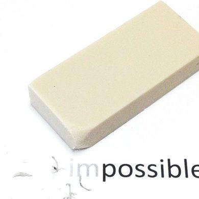 impossible gomme 390x390 - Effacer définitivement vos fichiers