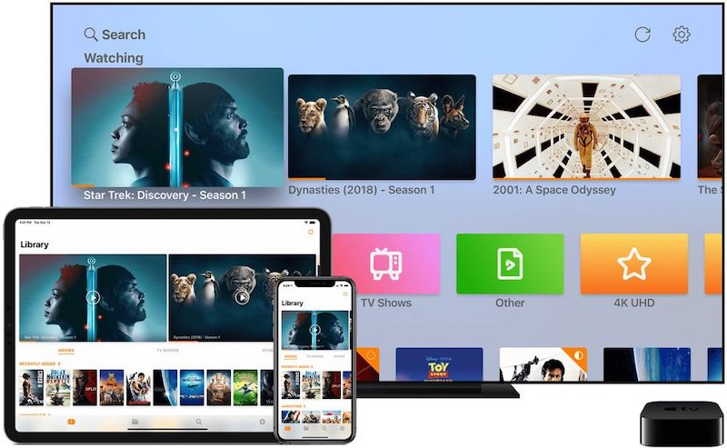 infuse 6 - Infuse 6.2, LE lecteur vidéo par excellence chez Apple