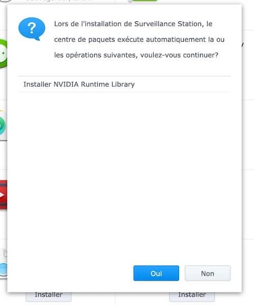 nvidia runtime library - Synology DVA3219 : Prise en main du NVR dopé à l'IA