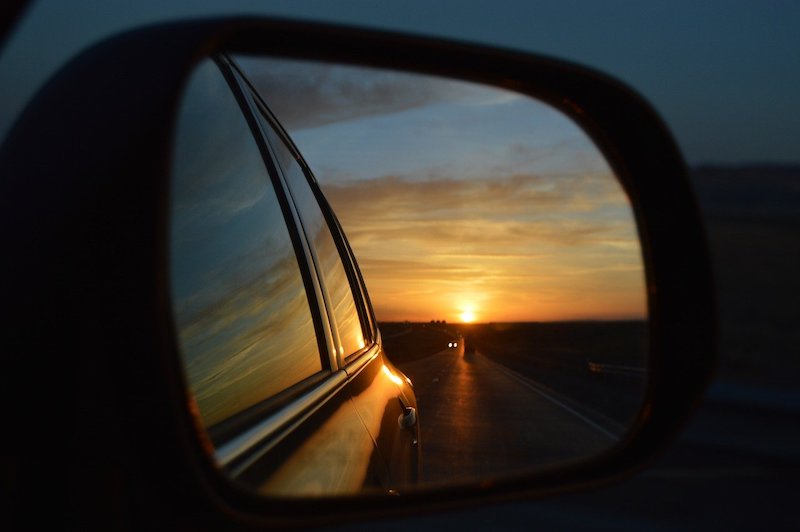 rear view mirror retro - Bilan 2019
