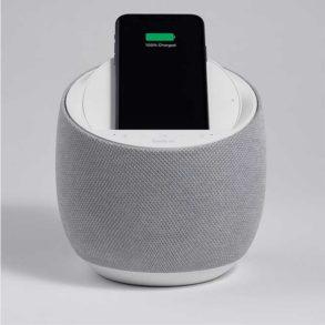 Belkin SOUNDFORM ELITE 293x293 - Belkin SOUNDFORM ELITE : enceinte connectée Hi-Fi avec chargeur sans fil