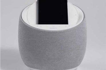 Belkin SOUNDFORM ELITE 370x247 - Belkin SOUNDFORM ELITE : enceinte connectée Hi-Fi avec chargeur sans fil