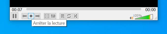 CaptureVLC4 - Enregistrer son écran (bureau) avec VLC