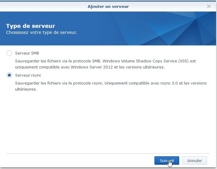 Syno active backup fichier 1 - [Tuto] Synology Active Backup - Sauvegarder intégralement votre PC, Serveur, VM (Partie 1 Backup)