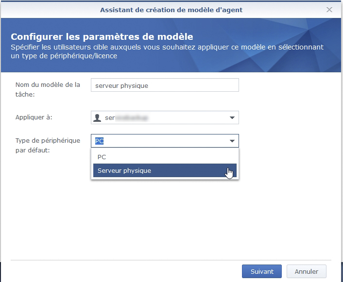 Syno active backup tache 3 - [Tuto] Synology Active Backup - Sauvegarder intégralement votre PC, Serveur, VM (Partie 1 Backup)