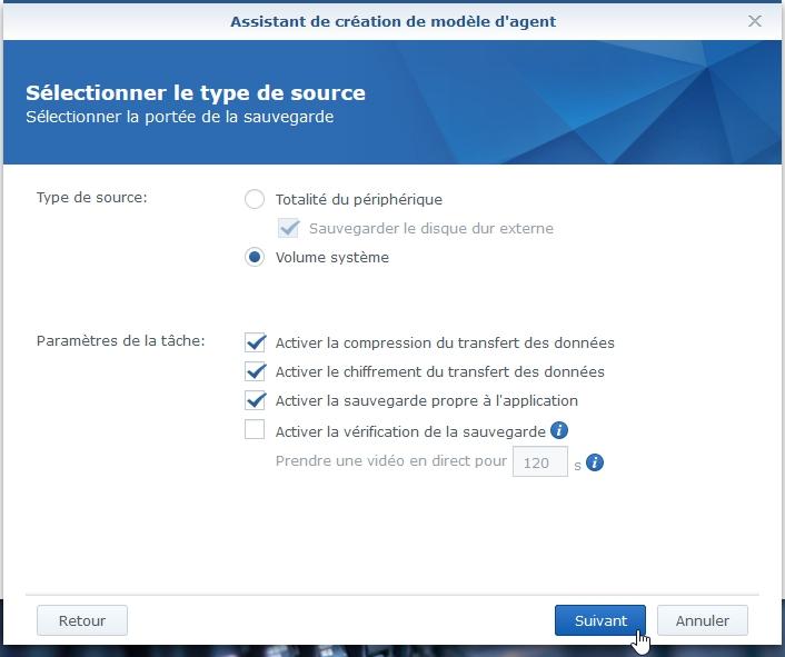 Syno active backup tache 4 - [Tuto] Synology Active Backup - Sauvegarder intégralement votre PC, Serveur, VM (Partie 1 Backup)