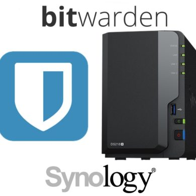 bitwarden synology 390x390 - Bitwarden et NAS Synology (bitwardenrs)