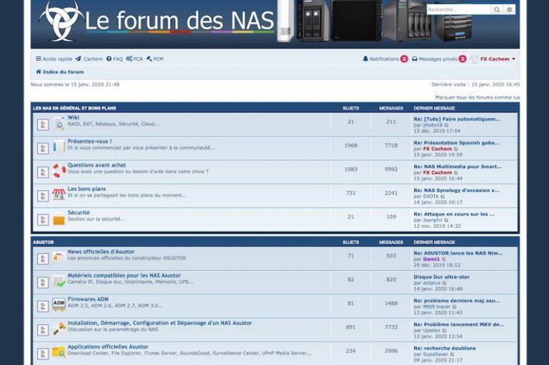 forum nas 2020 770x513 - Le Forum des NAS fête ses 6 ans