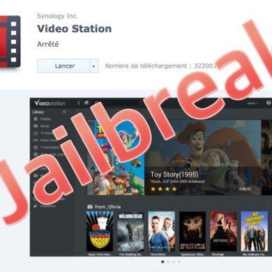 jailbreak videostation 390x390 - Synology Video Station : Profiter enfin du son DTS, EAC3 et TrueHD