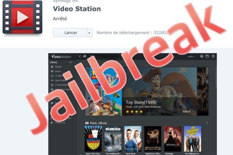 jailbreak videostation 770x513 - Synology Video Station : Profiter enfin du son DTS, EAC3 et TrueHD