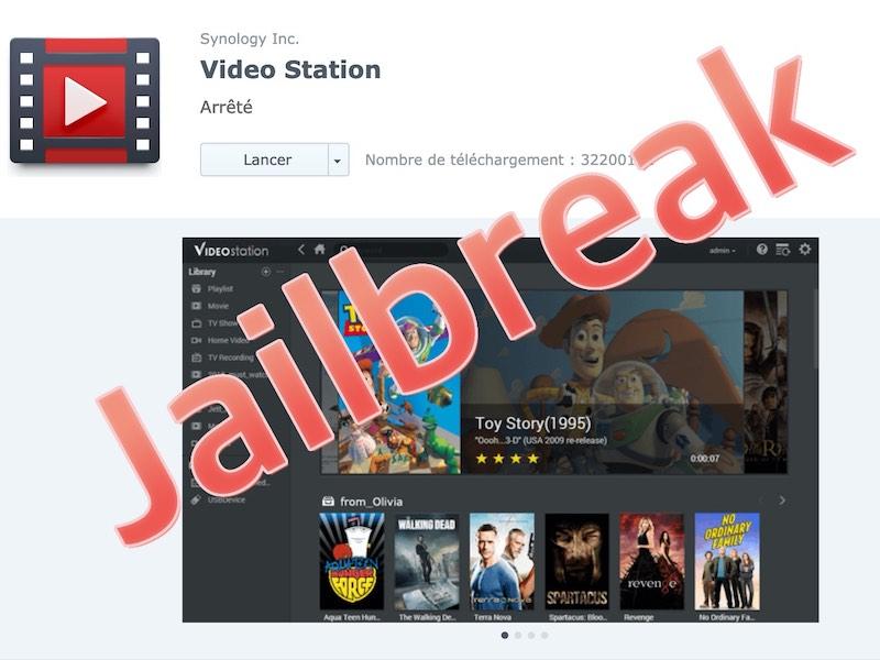 jailbreak videostation - Synology Video Station : Profiter enfin du son DTS, EAC3 et TrueHD