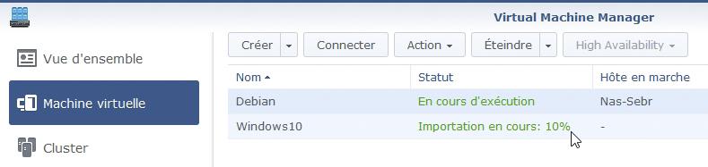 Syno Active backup resto vm 11 - [Tuto] Synology Active Backup – Sauvegarder intégralement votre PC, Serveur, VM (Partie 2 Restauration)