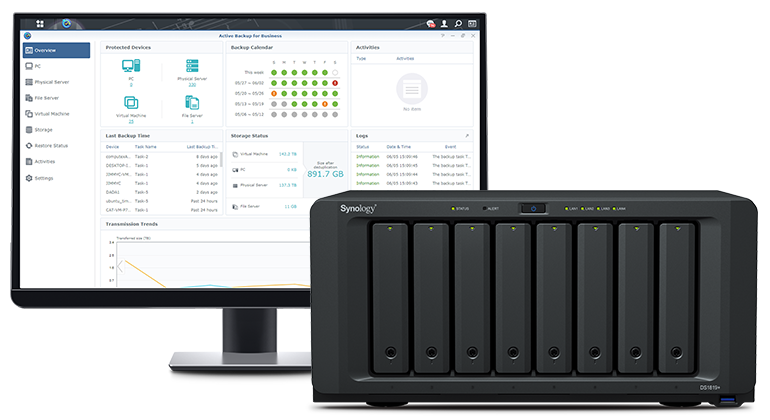 Syno active backup 2 - Synology Active Backup for Business (Linux)