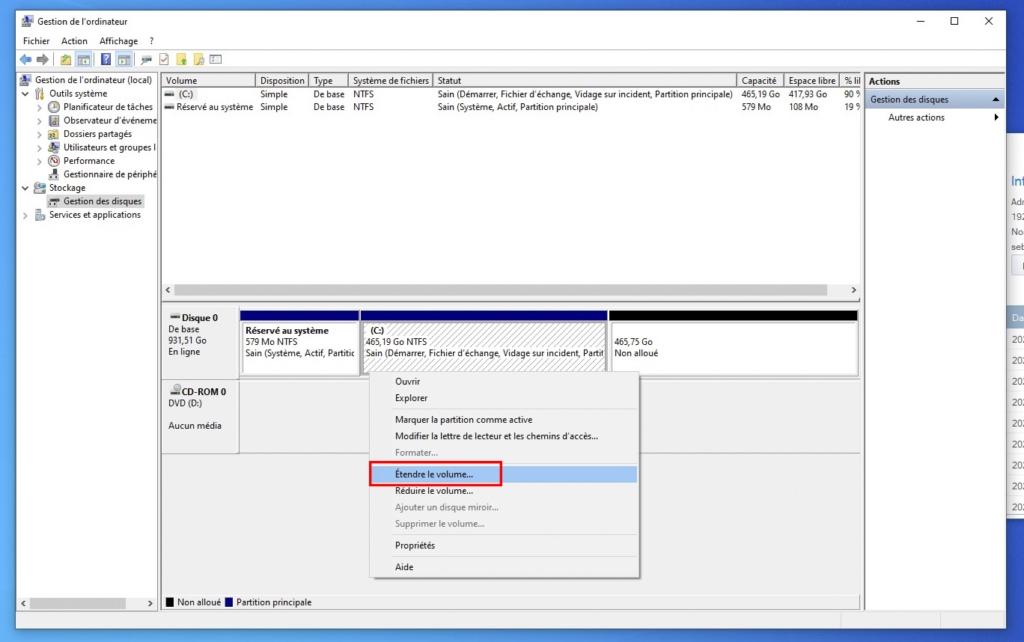 Synology active back resto 14 - [Tuto] Synology Active Backup – Sauvegarder intégralement votre PC, Serveur, VM (Partie 2 Restauration)