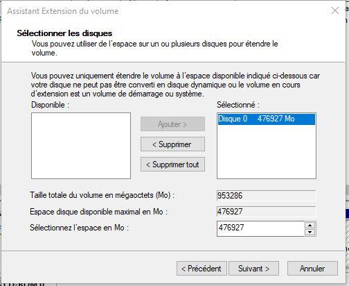 Synology active back resto 15 - [Tuto] Synology Active Backup – Sauvegarder intégralement votre PC, Serveur, VM (Partie 2 Restauration)