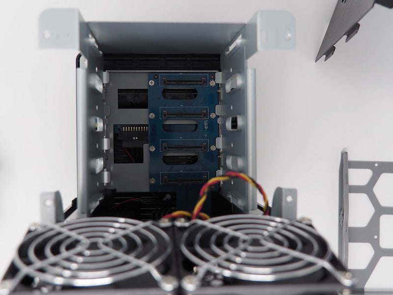 ds420j disk - Test Synology DS420j : Performant et petit prix