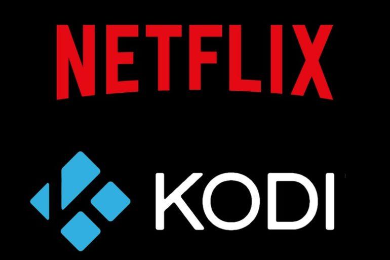 netflix kodi 770x513 - Installer Netflix sur Kodi