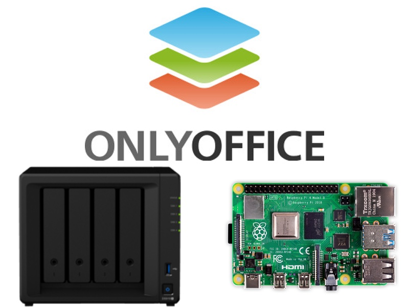 onlyoffice nas pi - ONLYOFFICE sur un NAS, Raspberry Pi, Serveur...