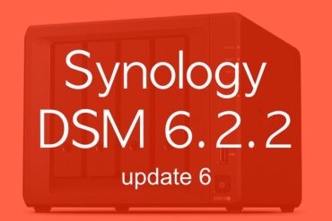 Synology DSM 622 update 6 370x247 - Synology DSM 6.2.2 update 6