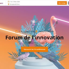 it partners 2020 293x293 - IT Partners 2020 - L'évènement est...