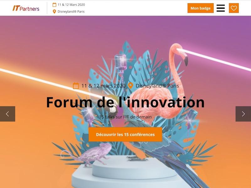 it partners 2020 - IT Partners 2020 - L'évènement est...