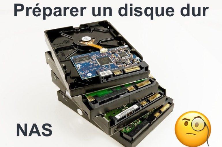 preparer disque dur 770x513 - NAS : Préparer un disque dur (tester sa santé)