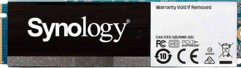 synology ssd nvme 770x219 - Synology se lancerait sur le marché du SSD