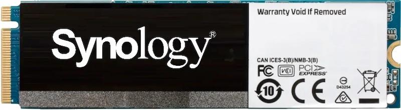 synology ssd nvme - Synology se lancerait sur le marché du SSD
